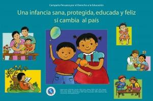 Una infancia sana, protegida, educada y feliz, Sí cambia al país